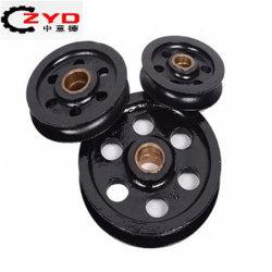 Les moulages d'acier de haute qualité OEM roue motrice pour l'équipement minier