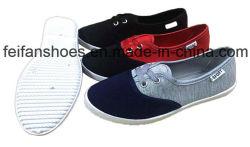 La mujer deporte zapatos casual Zapatos Zapatos de lona personalizados (FFC1219-04)