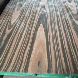 Placage Widely-Used Recon placages de bois de teck pour le contreplaqué et le plancher