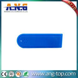 Lavable en silicium la RFID passive UHF Blanchisserie Tag pour tissu