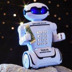 إلكترونيّة كلمة سرّ الإنسان الآليّ [بيغّي بنك] آمنة [ليغتينغ موسك] عمرة [كش سفينغ] [موني بوإكس] [دسك لمب] أطفال لعب حلية