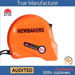 Newbakers手のツールのメートル鋼鉄測定テープ99-5019
