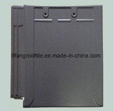 310*340mm Telha plana de argila Material de construção do telhado Fornecedor de fábrica em Guangdong