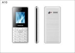 De basis Telefoon van de Cel van China van de Telefoon van de Functie Mobiele GSM van de Lage Prijs van 1.8 Duim de Dubbele Telefoon van de Eigenschap SIM A10