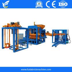 Qt machine à fabriquer des briques6-15 Bloc de performances stables à faible coût machine palette en bois Presse du bloc