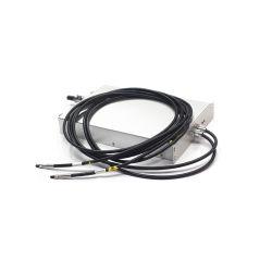 405nm 20W Módulo Laser de fibra de UV para exposição de PCB