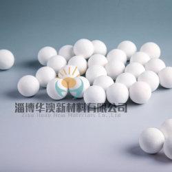 Sfera di ceramica di media dell'alta allumina pura con l'allumina di 92% per allumina industriale di ceramica