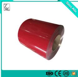6163 de aleación de hierro fundido o laminados de laminación en caliente la norma ASTM OEM ODM de la bobina de aluminio