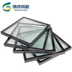 12мм+12+19A мм плоской четких закаленное герметичный стеклопакеты