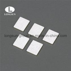 Substituição de alta precisão contato liga de prata Agcdo Elétrico Agsno2 Liga eléctrico entre em contato com