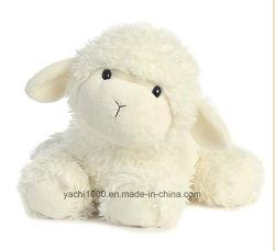 Capra su ordinazione del giocattolo dell'animale farcito della peluche per il bambino
