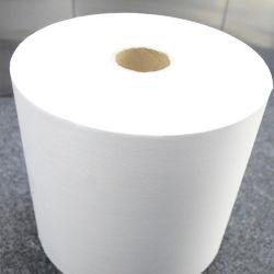 H14 Grau Fibra de papel de filtro de ar para o filtro do purificador de ar HEPA