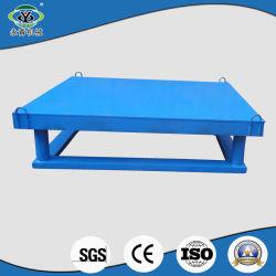 China ISO-heißer elektrischer rüttelnder Maschinen-Schwingung-Tisch für Kleber