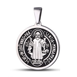 In het groot Boedha Jesus Figure Pendant