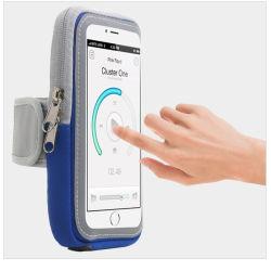 Universal Handyhalterung für das Laufen Phone Armand Sleeve Workout Tasche und Tasche für den Gear Arm für bis zu 6,5 Geräte Zoll-Telefone Esg13116