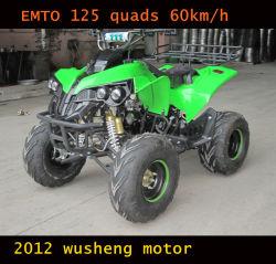 125CC ATV, Automatic met Reverse, Electric Start (et-ATV048)