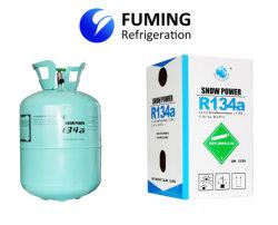 Gas Refrigerant riciclabile verde del cilindro R134A per il condizionatore