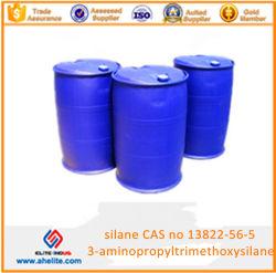 Amino-silane Gamma-Aminopropyltrimethoxysilane similaire à la GF96/Z6610/Kbm903/A1110/Munitions/S360