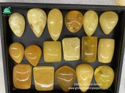 MGO глобальные поставки драгоценных камней 100 процентов природных полированным желтый на оптовые цены
