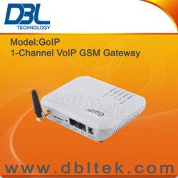 1 atendimento livre do Gateway portuário de VoIP G/M (GoIP1)