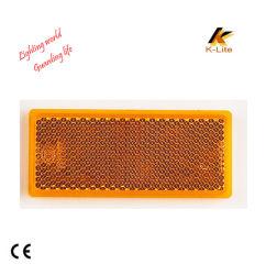 Sticker van de Reflector van het Oog van de kat kweekt Nano de Lichte, Reflector Km107 van de Fiets