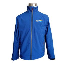 Deporte al aire libre chaquetas Softshell Quick-Dry Chaqueta transpirable malla Windproof Campamento Trekking Trekking al aire libre de marca de los hombres chaqueta