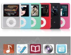 3 Nuevos Venta caliente MP3 MP4 Player Clip canciones DJ MP3 MP3 Bluetooth radio FM