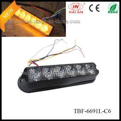 Camión de ámbar de Luces Estroboscópicas LED de montaje en superficie (TBF-6691L-C6)
