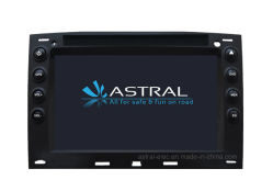 De Stereo-installatie van de auto DVD met GPS Navigatie voor Renault Megane