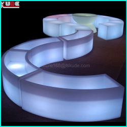 プラスチック白熱Prtable棒は屋外の家具をつけ、