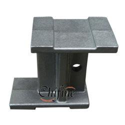Los productos de fundición de maquinaria de construcción de acero de fundición a la cera perdida