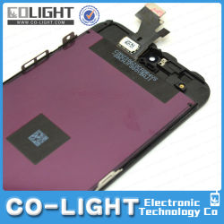 iPhone 5 Digitizer Original LCDおよびDigitizer Assembly Black and White Paypalのための真新しいLow PriceはAcceptedである