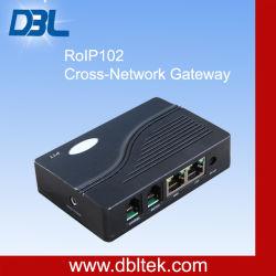 Passerelle réseau croisée RoIP-102