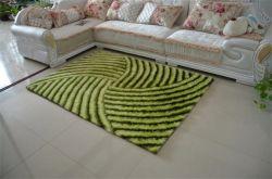 Décoration maison et à la main en touffes 5D polyester Shaggy tapis