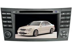 Lecteur de DVD multimédia automobile de navigation GPS pour Mercedes W211