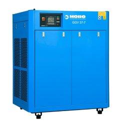 Compressore d'aria a magnete permanente economizzatore d'energia della vite di chilowatt 50HP di GGV 37