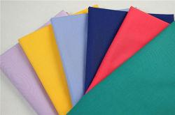 Plaine de vente chaude teints T/C 80/20 Polin pour vêtements en tissu
