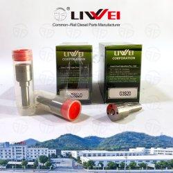 Buse Liwei Common Rail Diesel G3S20 pour l'injecteur pour 370-7281 295050-0361/Caterpillar C4.4 / C7.1