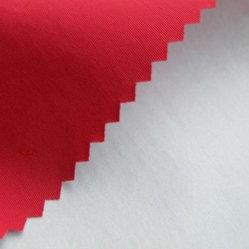 250d nylon taslon Tissu avec revêtement PU respirant laiteuse