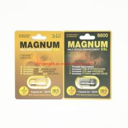 Magnum 24K Gold 9800 Zwart mengsel