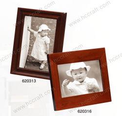 Nouveau design cadre photo en bois de l'artisanat