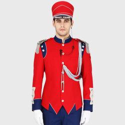 De zwarte Tc OEM van de Hoogste Kwaliteit Uniformen van de Veiligheidsagent