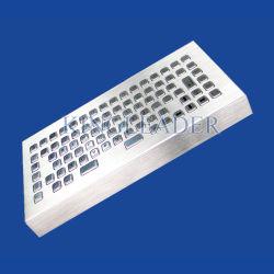 86Keys Desktop roestvrij stalen toetsenbord inclusief functietoetsen