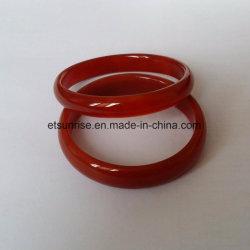 Joyería cristalina natural de los brazaletes de la pulsera del Carnelian de la manera