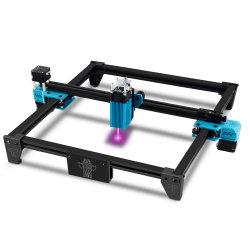 Laser-Gravierfräsmaschine-schnelle Geschwindigkeits-Ausschnitt-Werkzeugmaschine, die Maschine schnitzt
