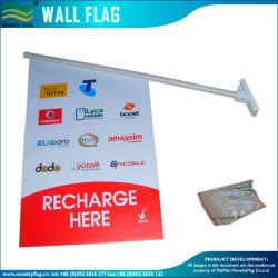A parede de PVC funcional Duplo Pavilhão para exploração de mão cartaz (J-NF14P03003)