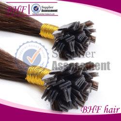 Het Europese Maagdelijke Vlakke Haar van het Uiteinde, Vierkant Haar