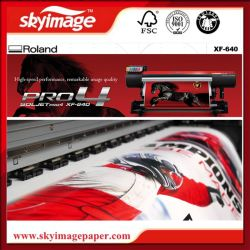 Le Japon 1,6 M Roland haute vitesse XF-640 Rouleau à l'Imprimante/traceur
