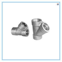 習慣砂型で作ることによる90度の可鍛性鉄の管付属品