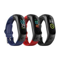 Vente chaude 2020 Nouveau V08PRO bracelet Bluetooth du smartphone 5.0 Exercice la fréquence cardiaque de la musique de sommeil Deux en un casque pour casque Bluetooth pour téléphone mobile Accesso